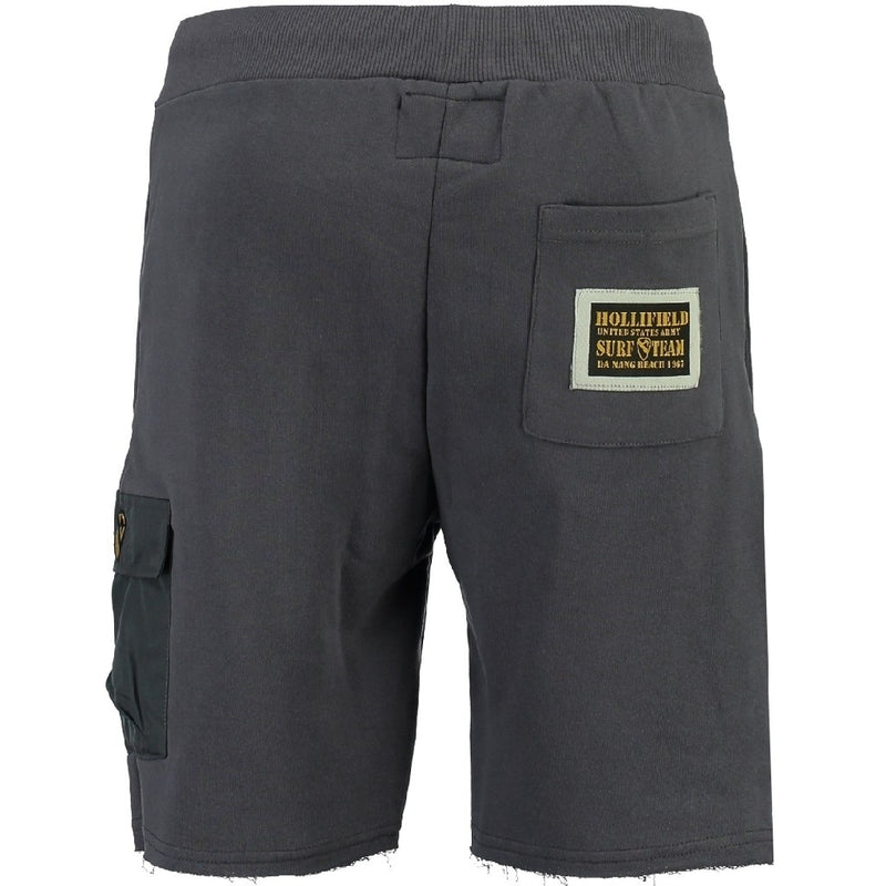 Geographical Norway HOLIFIELD Shorts Herre MATRIA Shorts Dark Grey