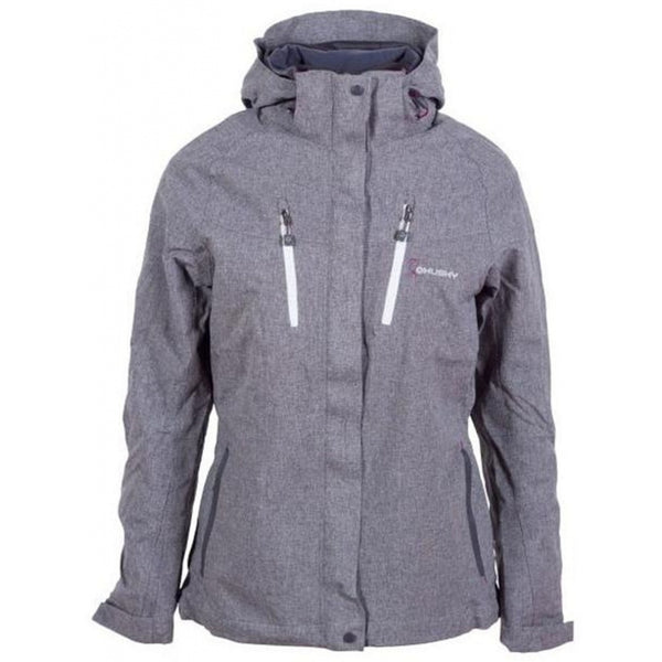 Tex-Time HUSKY Vinterjakke Dame MARVEN Winter jacket Light Grey
