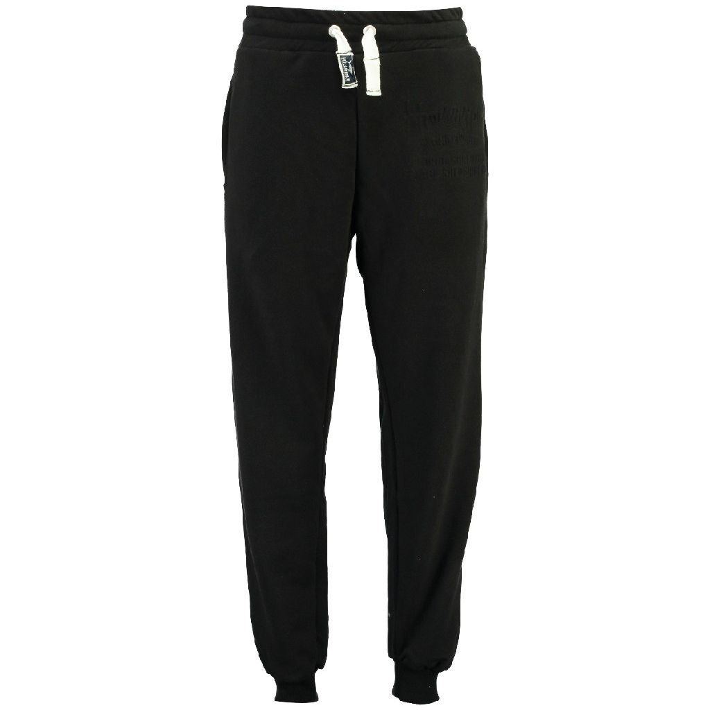 Geographical Norway Hollifield Sweatpant Maristocrate Sweatpant Black