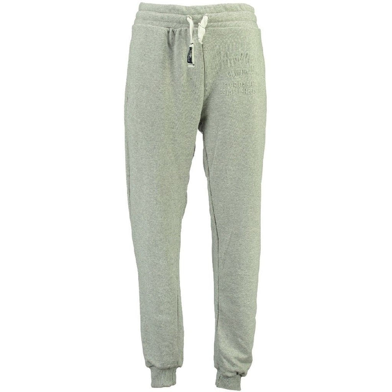 Geographical Norway Hollifield Sweatpant Maristocrate Sweatpant Grey