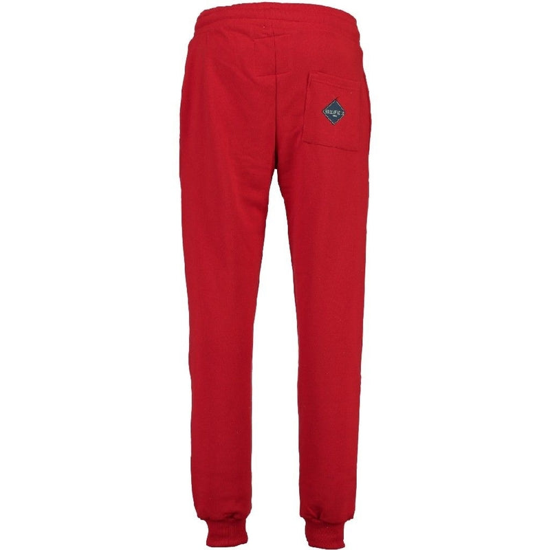 Geographical Norway Hollifield Sweatpant Maristocrate Sweatpant Red