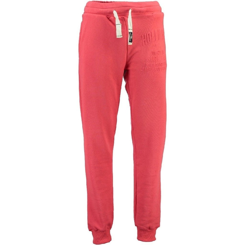 Geographical Norway Hollifield Sweatpant Murfield Sweatpant Coral