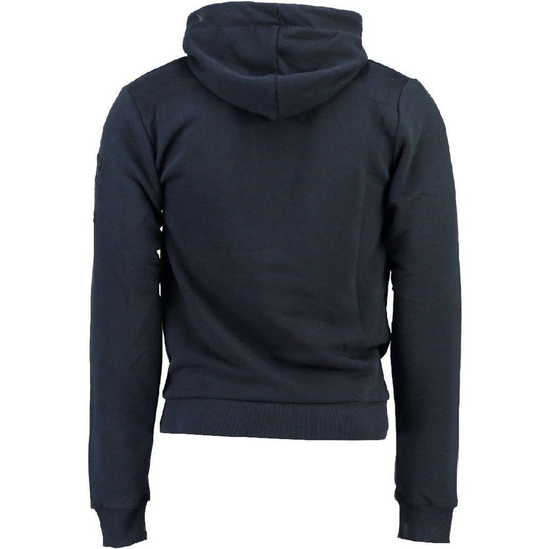 Geographical Norway Hollifield Sweatshirt Garkys Sweatshirt Navy