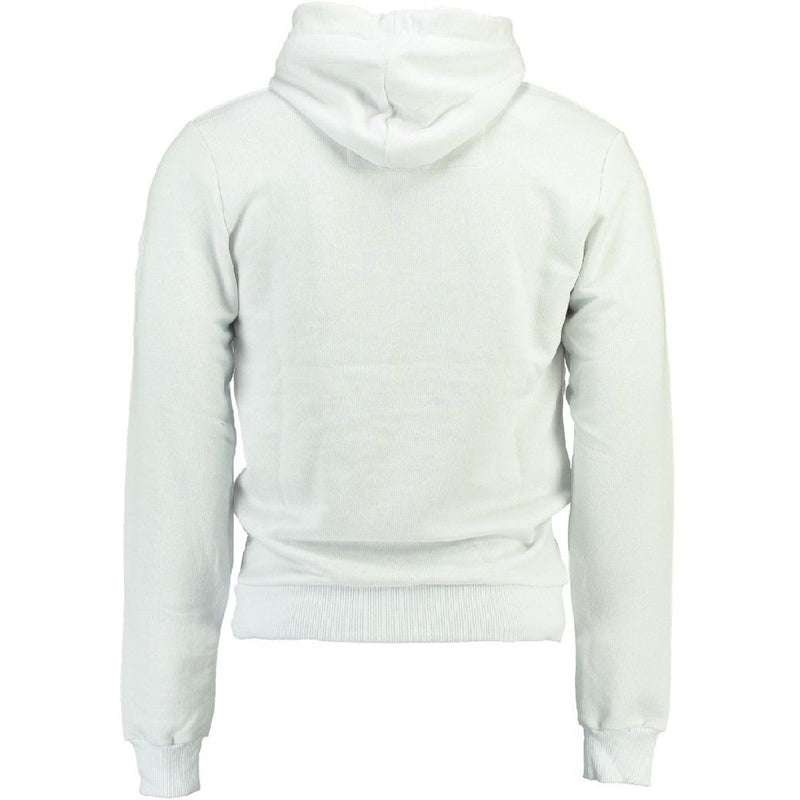 Geographical Norway Hollifield Sweatshirt Garkys Sweatshirt White