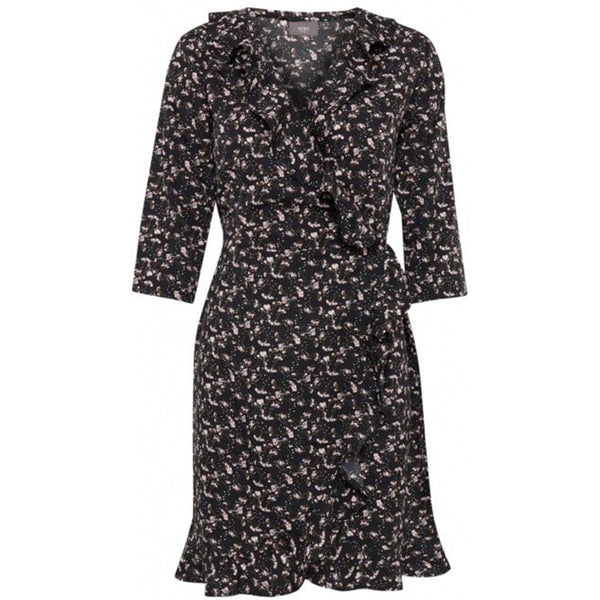 ICHI ICHI dame kjole XLYDIA Dress Black