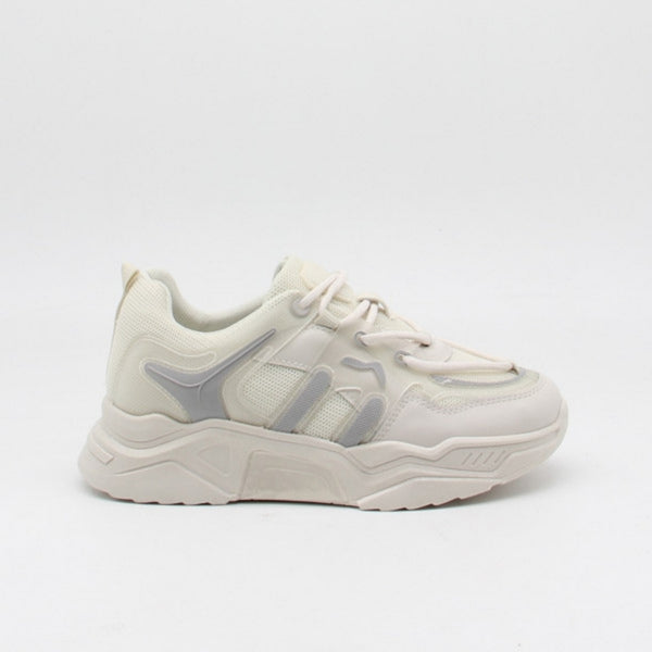Shoes Ideal shoes dame sneakers 2021 Shoes Beige