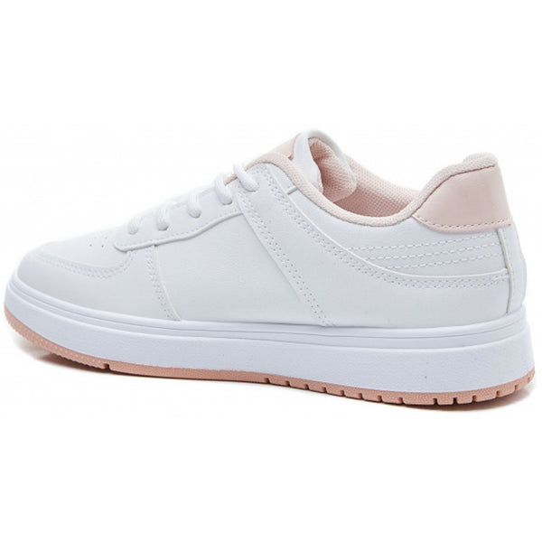 Shoes Ideal shoes dame sneakers 6138 Shoes Pink