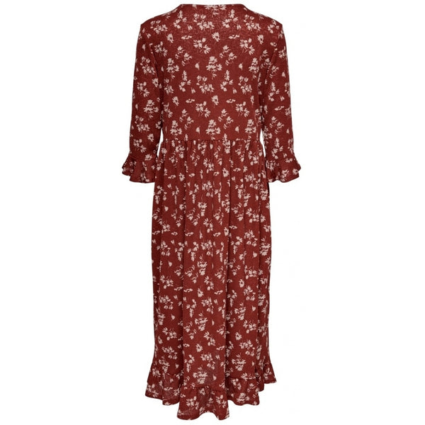 Jacqueline De Yong JDY Cara Maxi dress Dress Brown
