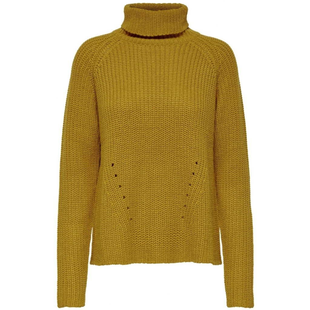 Image of   JDY Dame knit JDYJUSTY - Yellow - L
