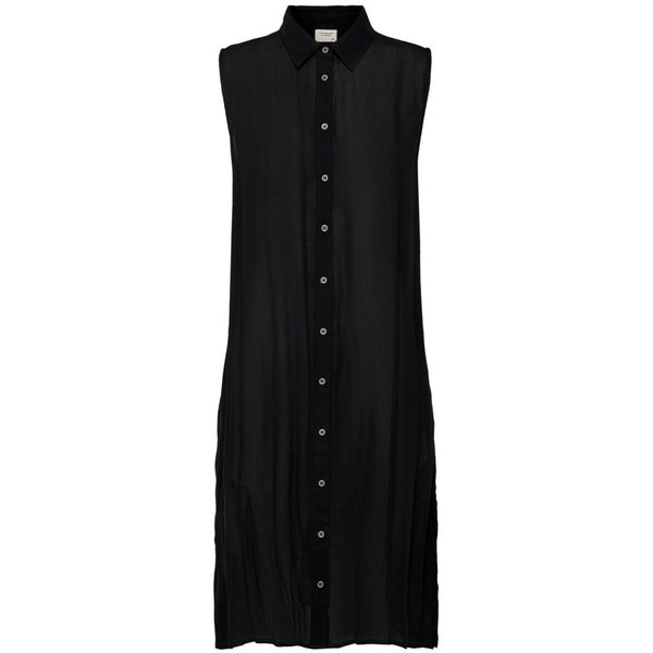 Jacqueline De Yong JDY Elena Shirt Dress Dress Black