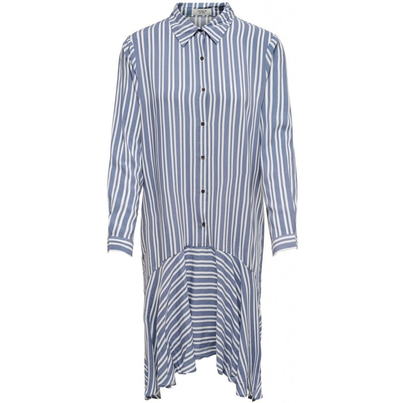 Jacqueline De Yong JDY Isabel Shirt Dress Dress Blue