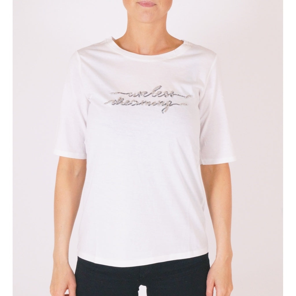 Image of   JDY Kaia SS Top - White - XL