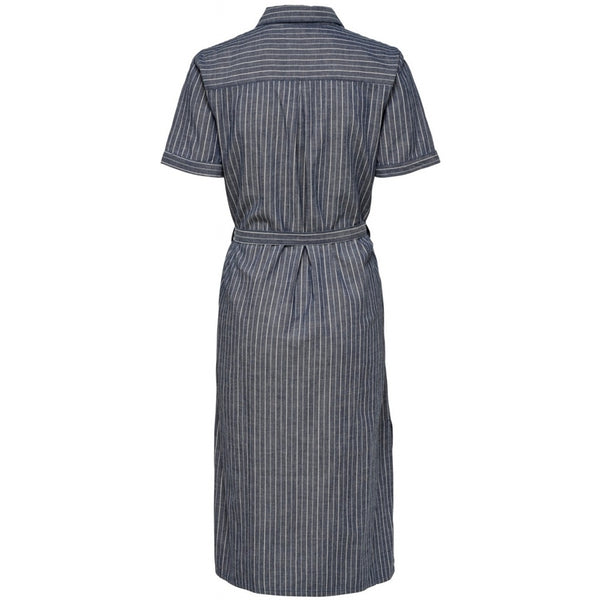 Jacqueline De Yong JDY Leila Shirt Dress Dress Navy