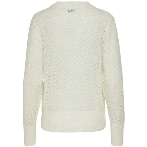 Jacqueline De Yong JDY Natalia Pullover Pullover Off White