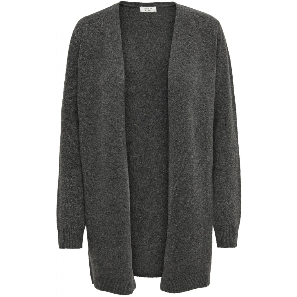 Image of   JDY New Platinum Cardigan - Dark Grey - L