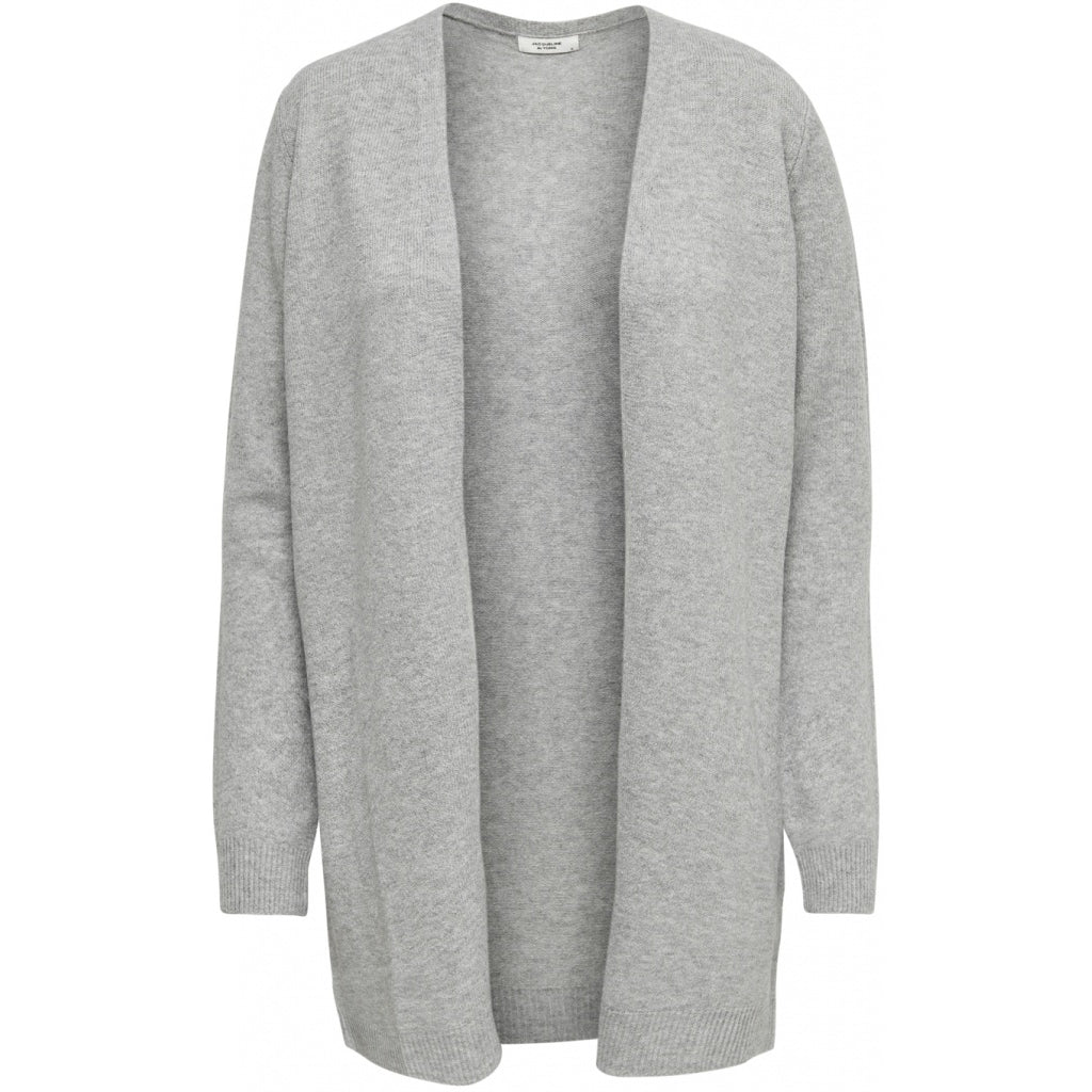 Image of   JDY New Platinum Cardigan - Light Grey - L