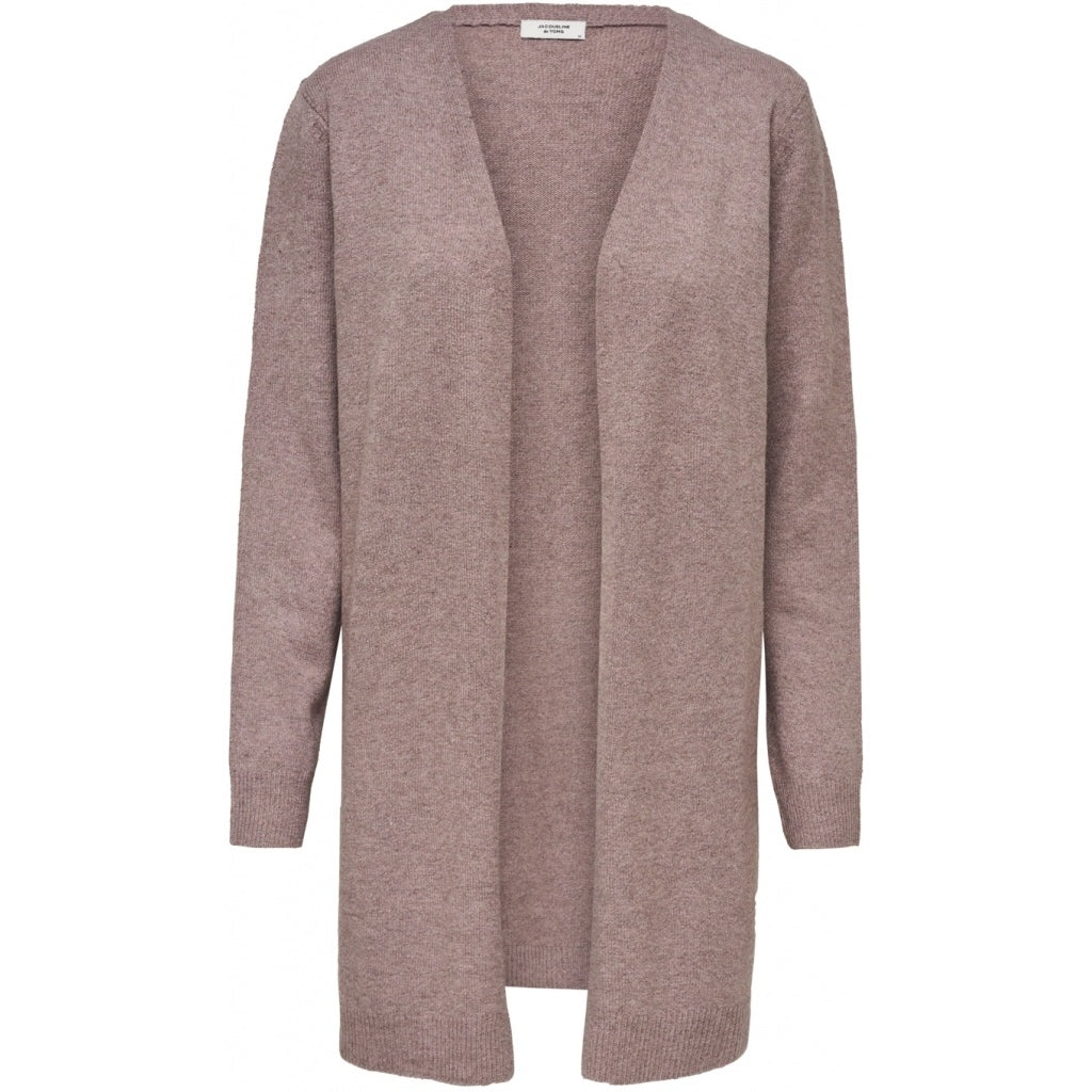 Image of   JDY New Platinum Cardigan - Rose - L