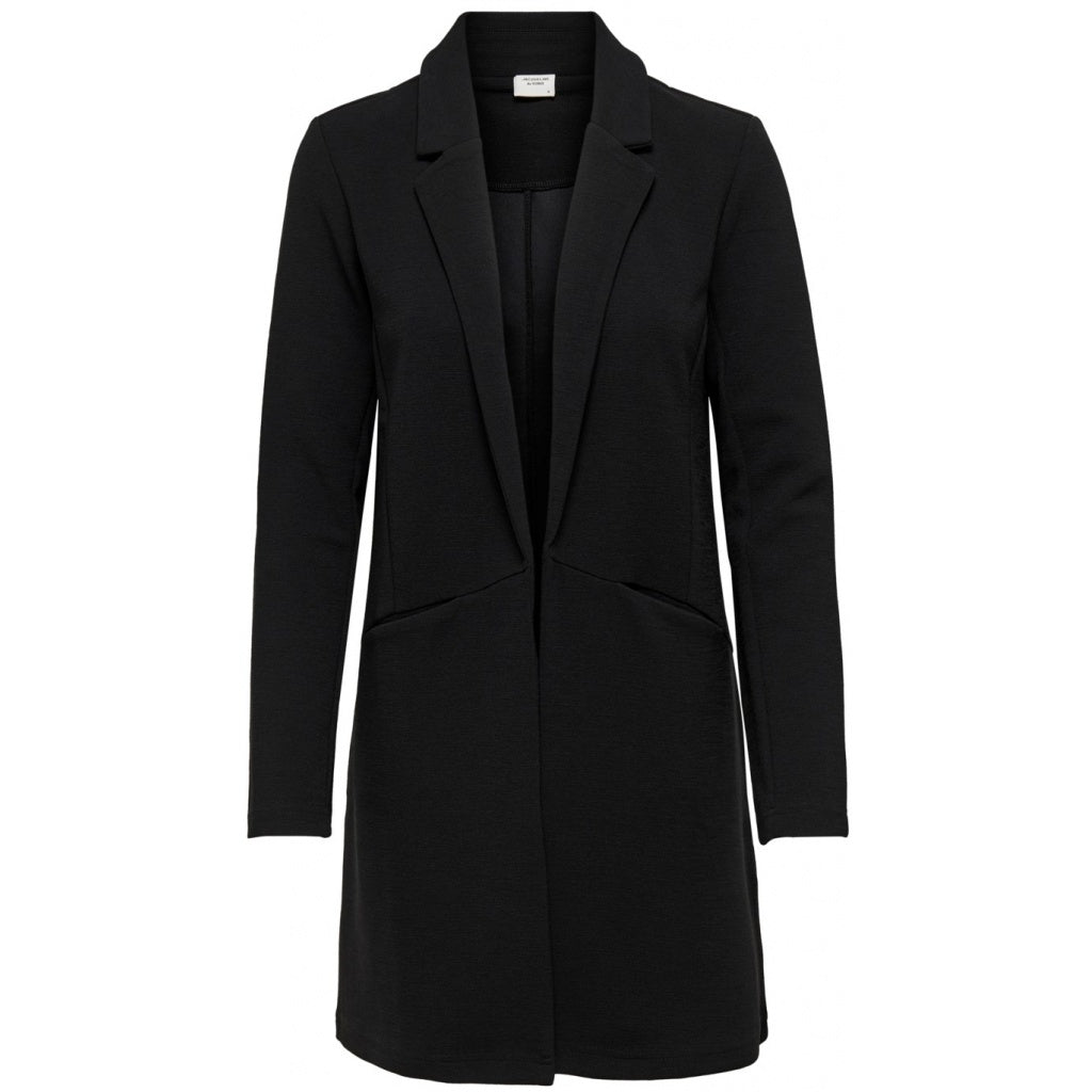 Image of   JDY Stone Long Blazer - Black - M