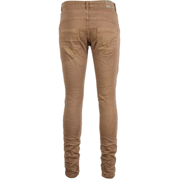 Tex-Time Jeans Dame Babiana PLACE du JOUR Jeans Brown