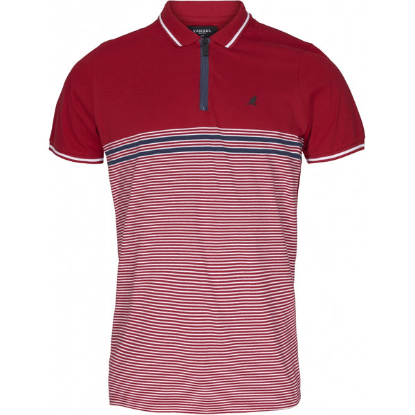 Kangol Kangol Polo Herre Rudy Polo Red