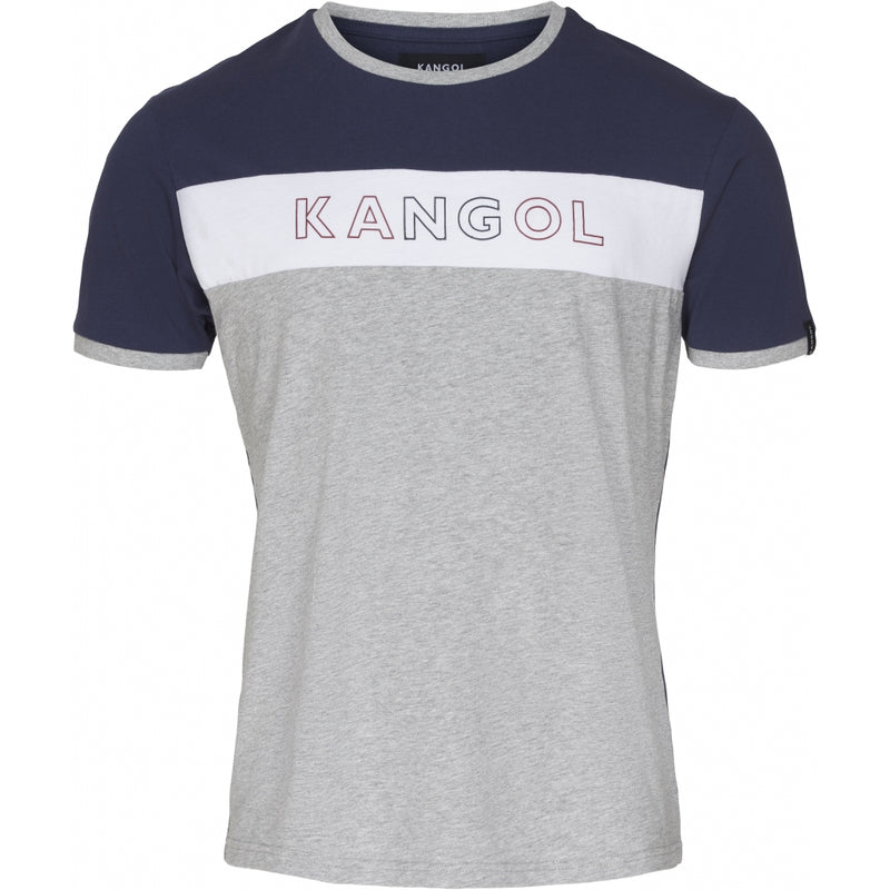 Kangol Kangol T-shirt Fitton T-shirt Navy