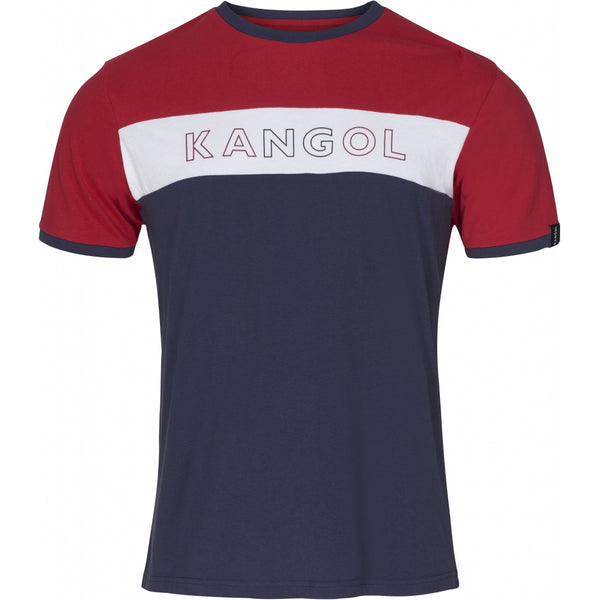 Kangol Kangol T-shirt Fitton T-shirt Red