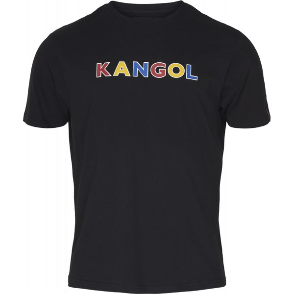 Kangol Kangol t-shirt Paddy T-shirt Black