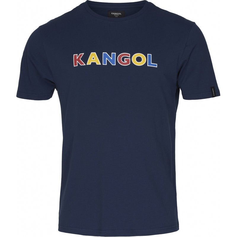 Kangol Kangol t-shirt Paddy T-shirt Navy