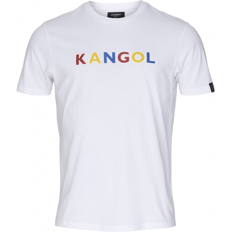 Kangol Kangol t-shirt Paddy T-shirt White