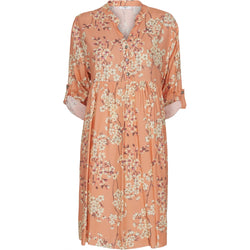 MARTA DU CHATEAU Marta du Chateau Blomstret kjole Dress Orange