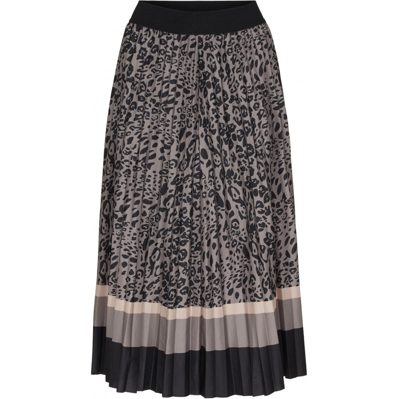 MARTA DU CHATEAU Marta du chateau dame nederdel at5021 Skirt Dark Grey