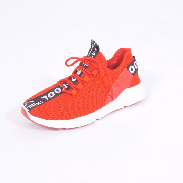 Tex-Time Mens sneaker NK373 Shoes Red