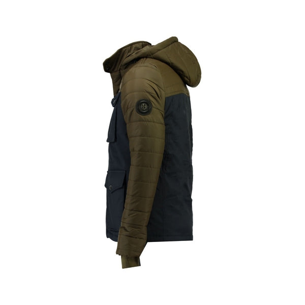 Geographical Norway GEOGRAPHICAL NORWAY Herre Vinterjakke DEHALO Winter jacket Kaki/Navy