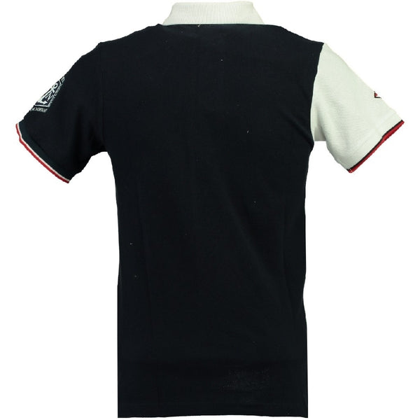 Geographical Norway GEOGRAPHICAL NORWAY POLO Herre KAPCODE Polo White/Navy