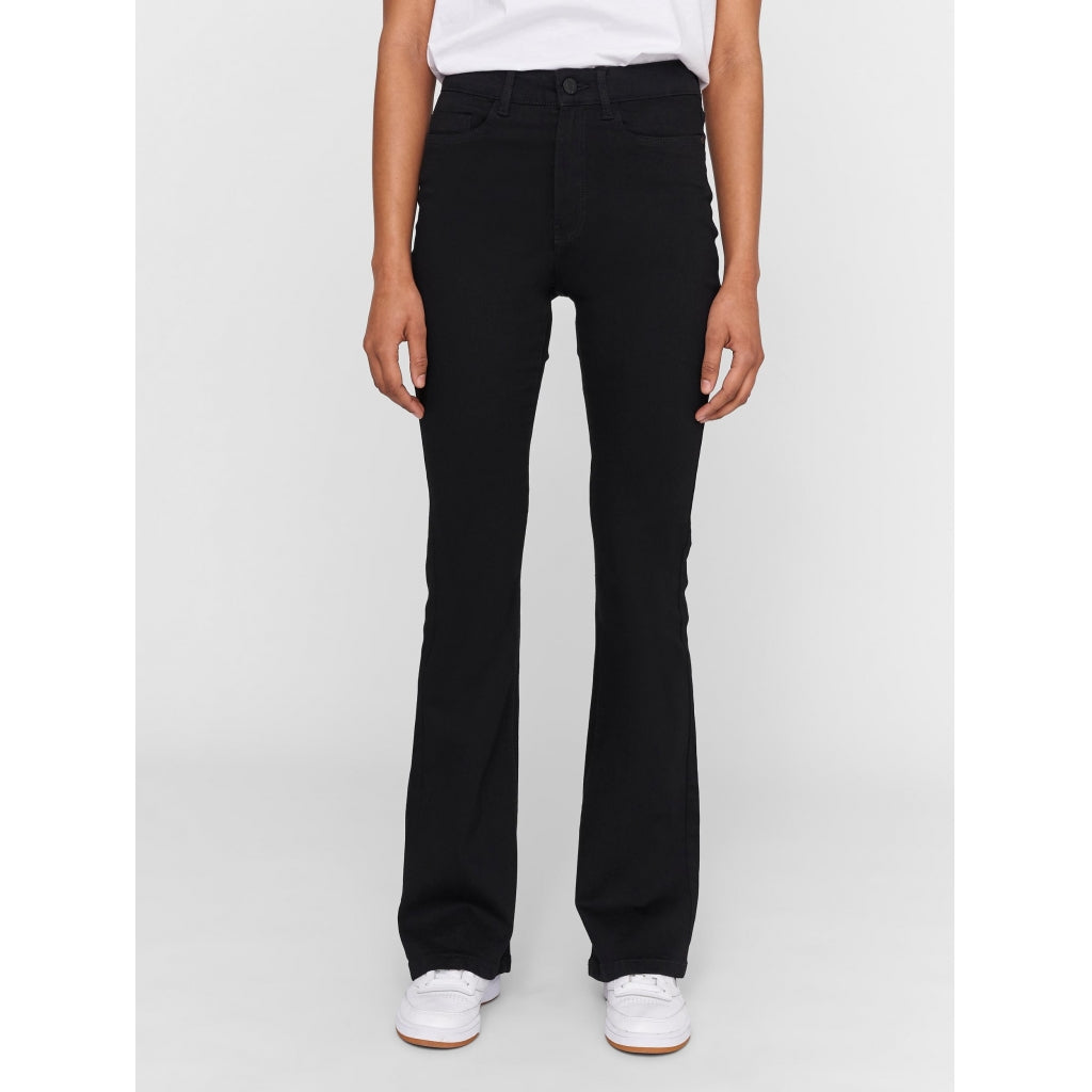 Noisy May dame jeans NMSALLIE - Black