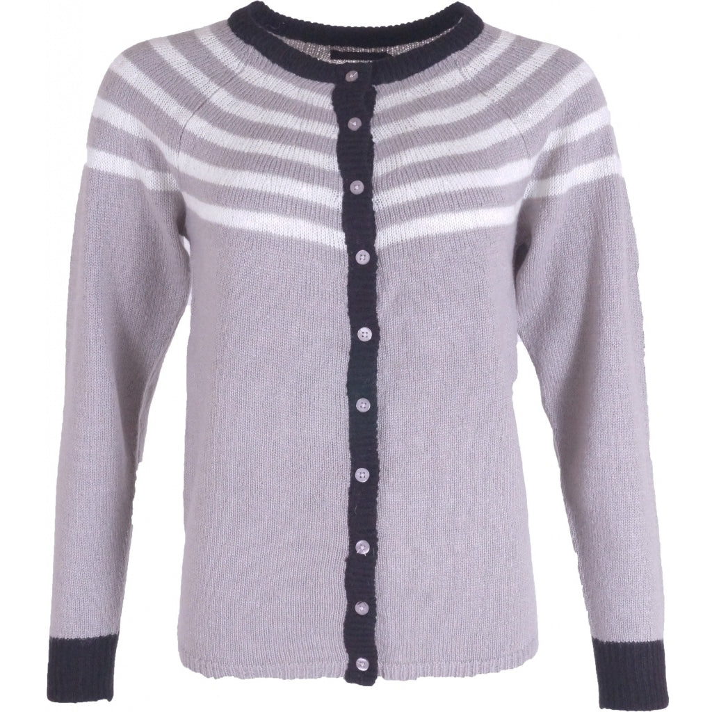 Image of   OFELIA Sanne Cardigan - Grey - L