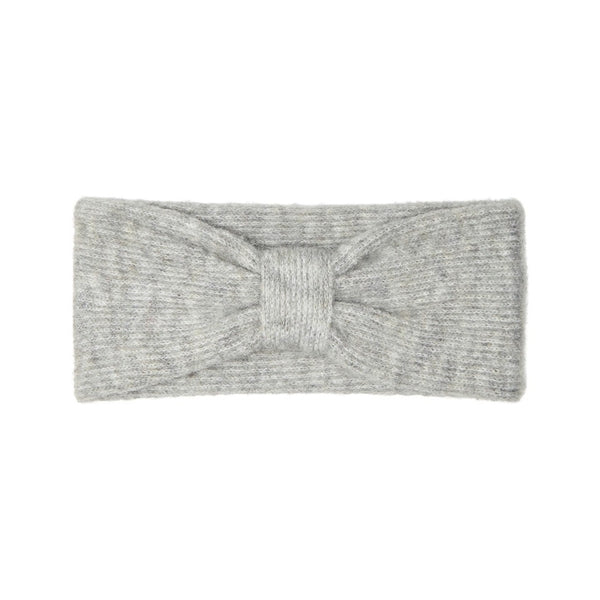 ONLY ONLALPACA WOOL HEADBAND Hats Light Grey