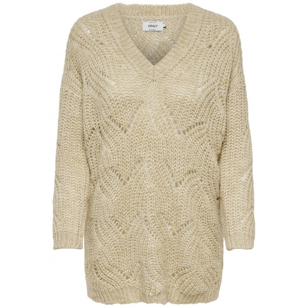 ONLY ONLY Havana Pullover Pullover Beige