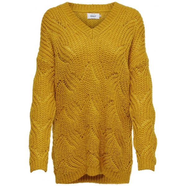 ONLY ONLY Havana Pullover Pullover Yellow