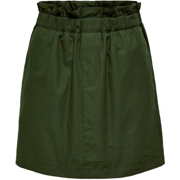 ONLY ONLY Lene Short Skirt Skirt Green