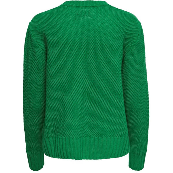 ONLY ONLY Lia Short Pullover Pullover Green