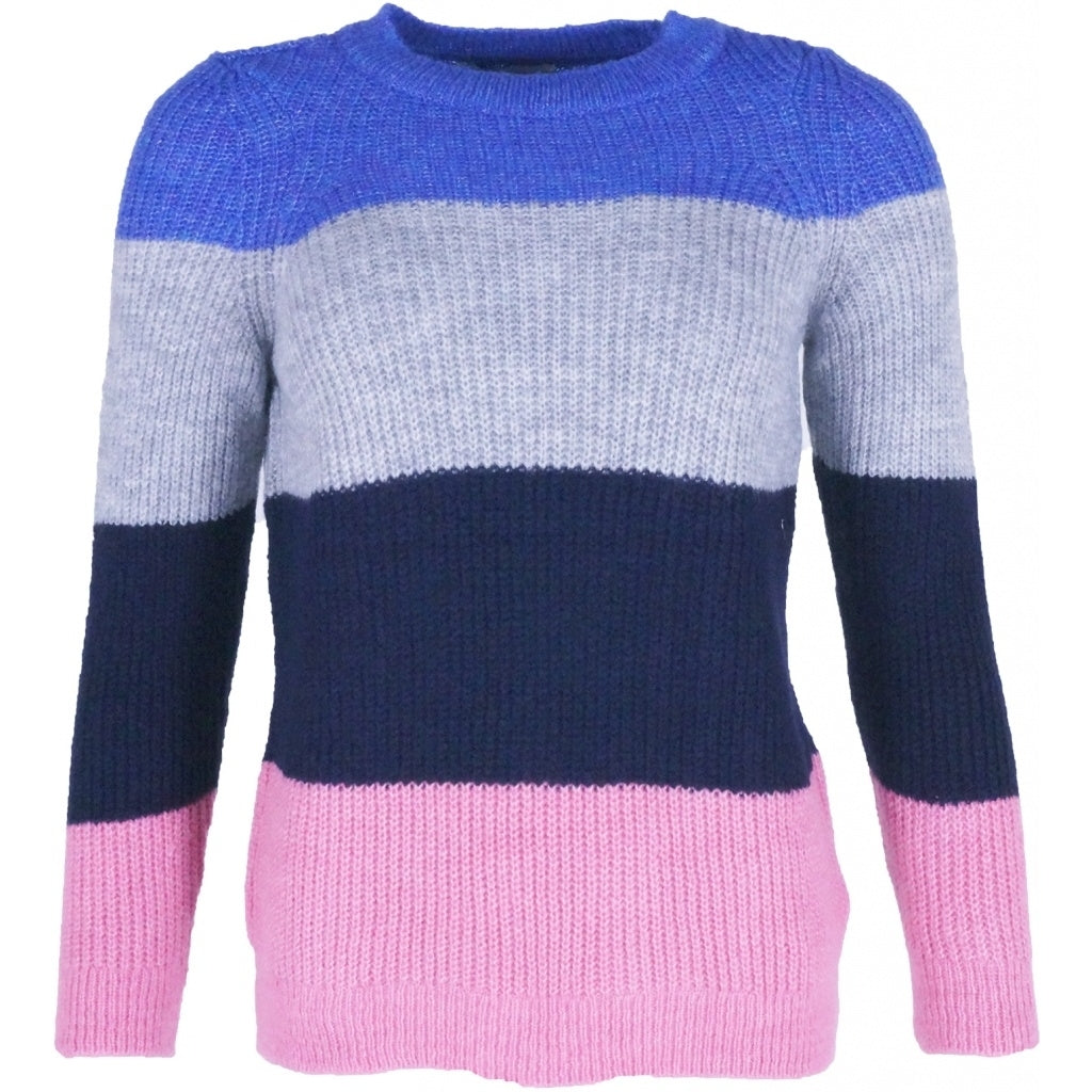 Image of   ONLY Mia Pullover - Blue - L