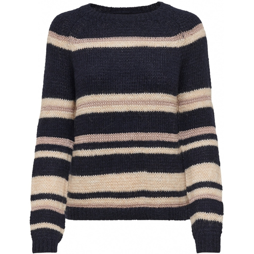 Image of   ONLY Naja Pullover - Navy - L