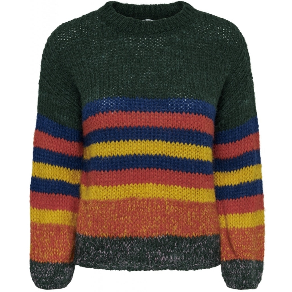 Image of   ONLY New Carle Pullover - Army - L