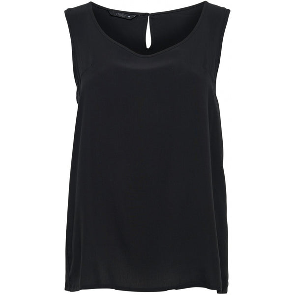 ONLY ONLY Nova Solid Top Top Black