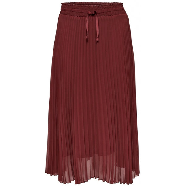 ONLY Carmakoma Only Carmakoma dame skirt CARSARAH Skirt Red
