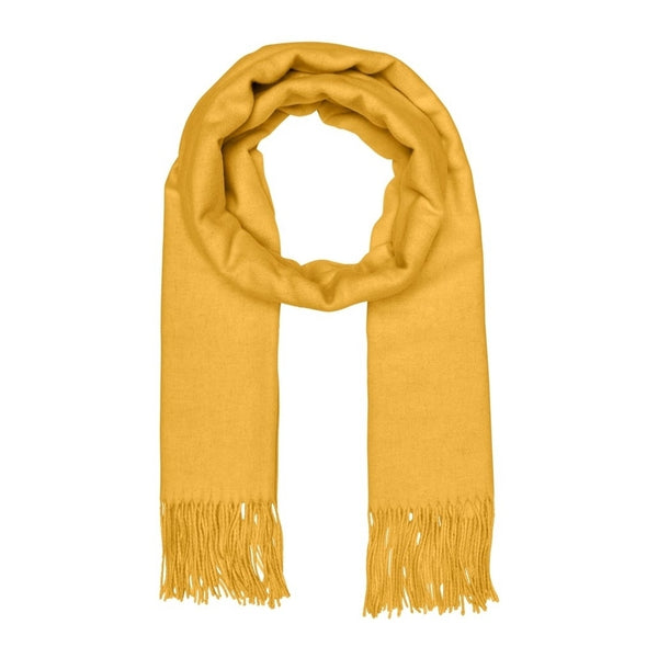 ONLY Only dame halsterklæde ONLNALLA Scarf Yellow