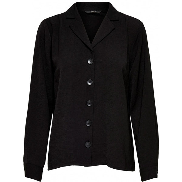 ONLY Only dame skjorte onlsky Top Black