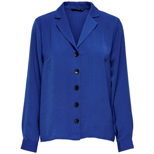 ONLY Only dame skjorte onlsky Top Blue