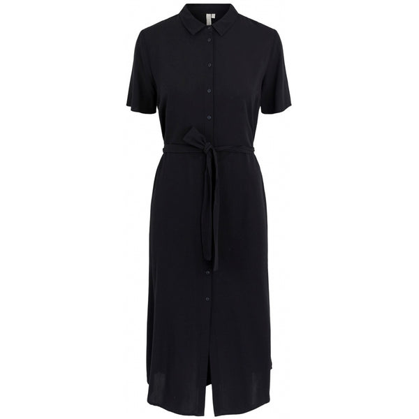 PIECES Pieces dame kjole PCCECILIE Dress Black